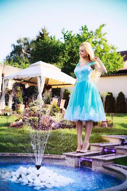 Evening dress Abella