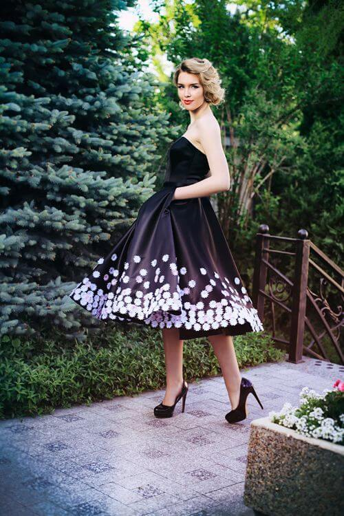 Evening dress Irene
