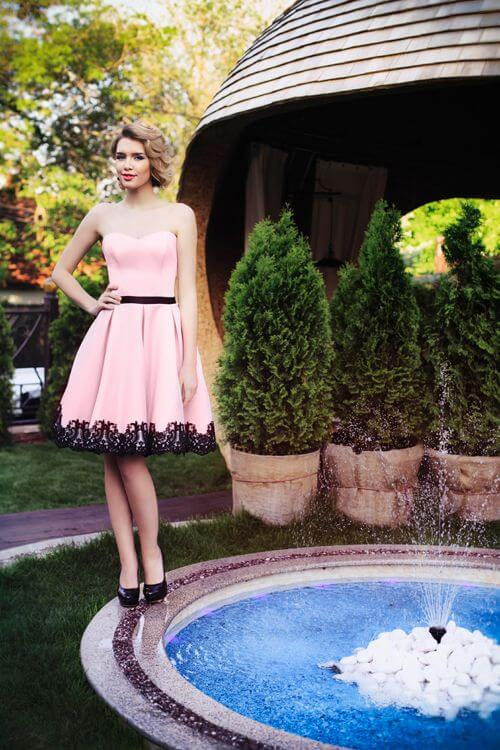 Evening dress Nicole
