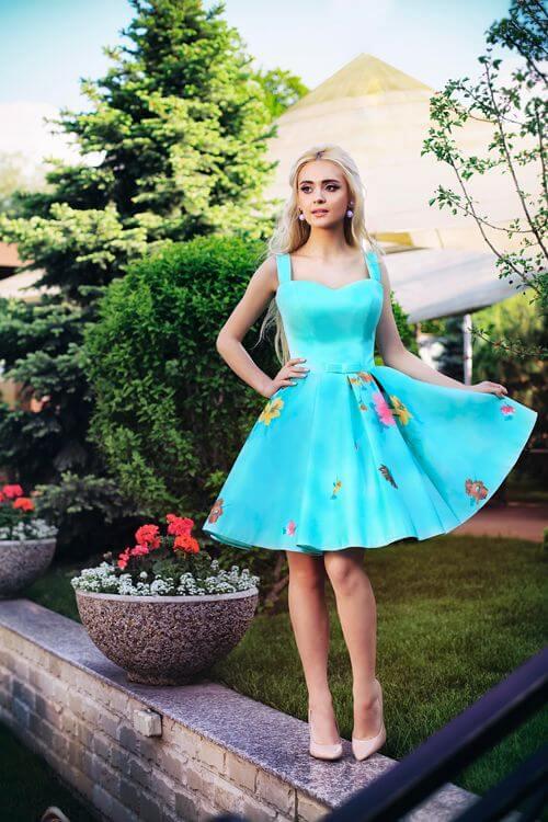 Evening dress Nora
