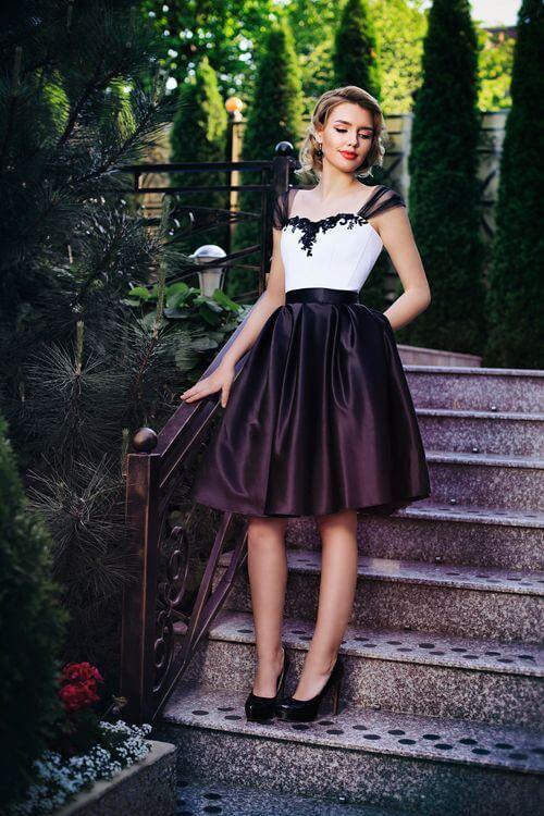 Evening dress Oprah